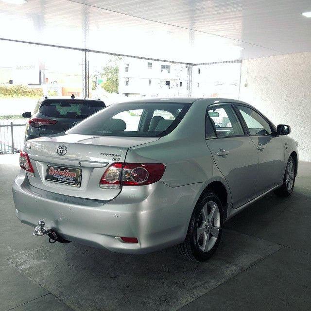 Toyota Corolla GLI 1.8 Automatico 2014 - Foto 6