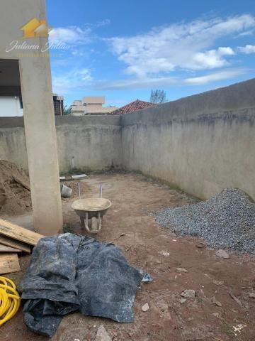 CASA DUPLEX COM 2 QUARTOS PARA VENDA A 200 METROS DA PRAIA NO PRAIAMAR, RIO DAS OSTRAS, RJ - Foto 5