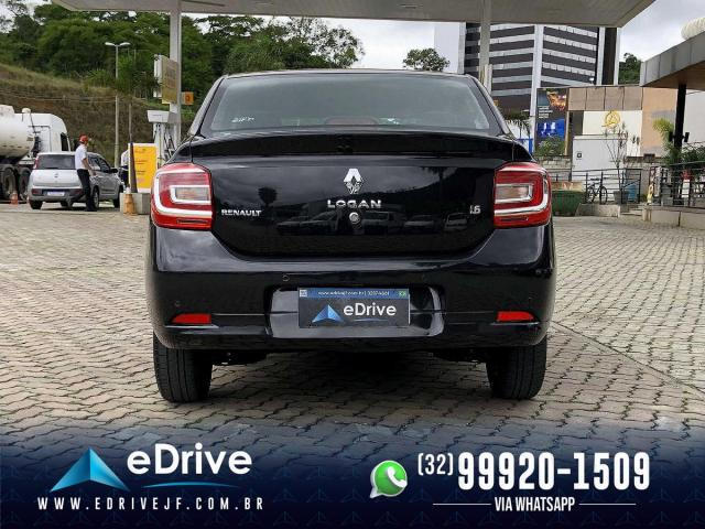 Renault Logan Expression Flex 1.6 16V 4p - Muito Espaçoso - Uber - Família - Novo - 2020 - Foto 5
