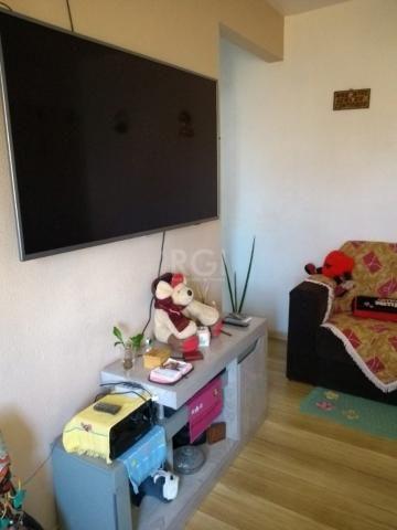 Apartamento à venda com 1 dormitórios em Rubem berta, Porto alegre cod:LI50879447