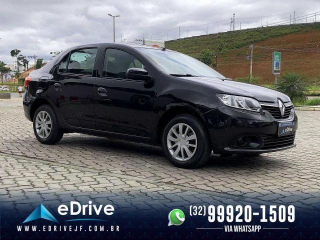 Renault Logan Expression Flex 1.6 16V 4p - Muito Espaçoso - Uber - Família - Novo - 2020