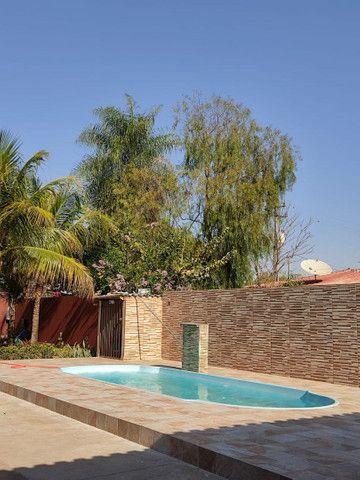 Rancho vo João em Pres Epitácio com piscina - Foto 3