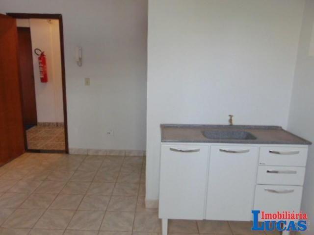 QSA 04- Kitnet com 1 dormitório para alugar, 30 m² - Taguatinga Sul/DF - Foto 4