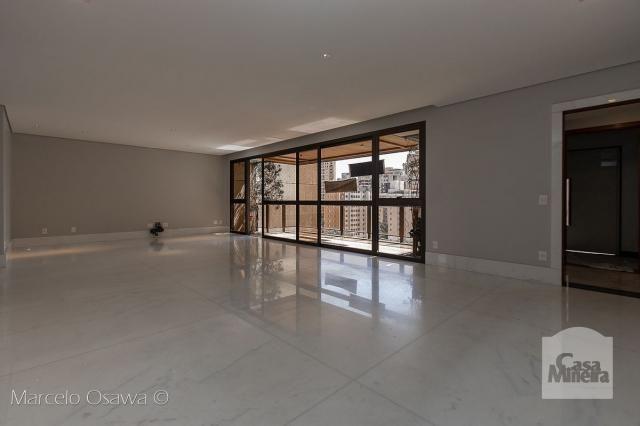 Apartamento à venda com 4 dormitórios em Lourdes, Belo horizonte cod:269177 - Foto 3