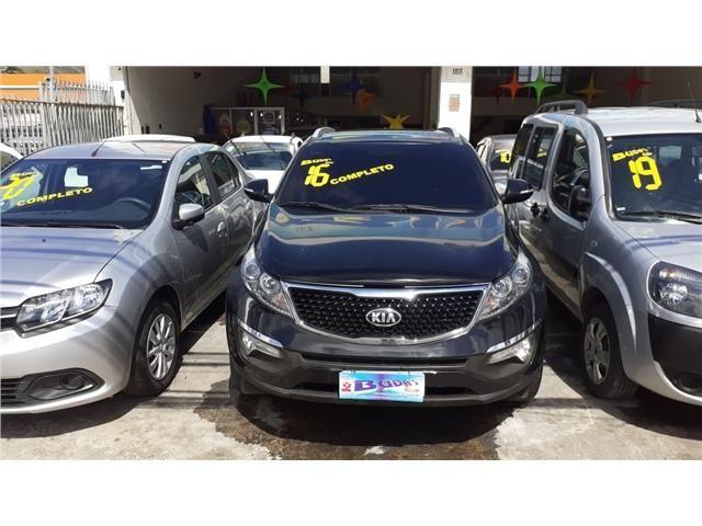 Kia Sportage 2.0 ex 4x2 16v flex 4p automático - Foto 3