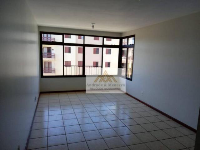 Apartamento com 3 dormitórios para alugar, 46 m² por R$ 700,00/mês - Presidente Médici - R - Foto 2