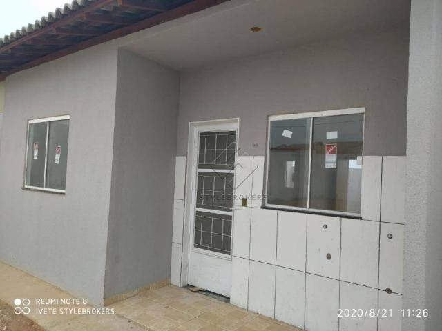 Casa com 2 dormitórios à venda, 52 m² por R$ 159.000 - Altos da Glória - Várzea Grande/MT - Foto 12