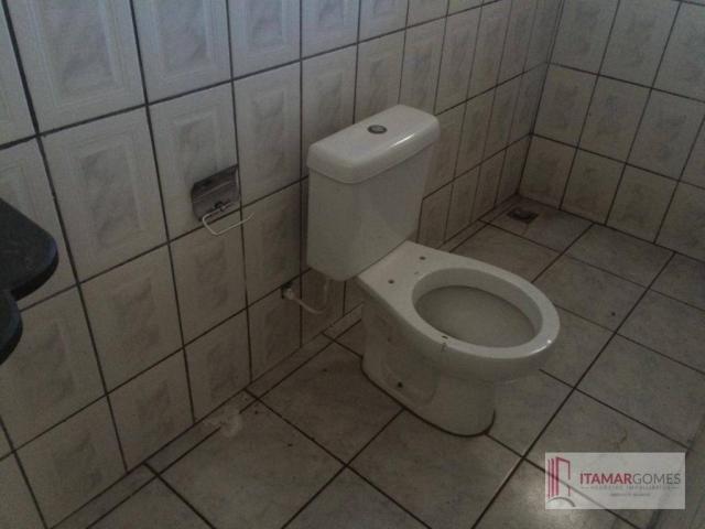 Apartamento com 1 dormitório para alugar por R$ 450/mês - Setor Central - Gurupi/TO - Foto 4