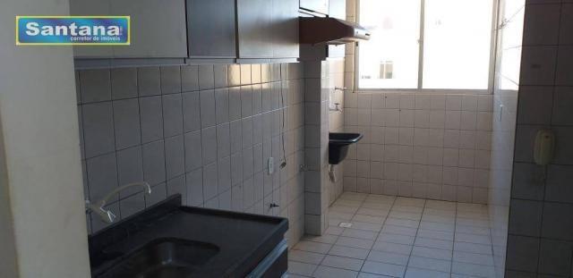 Apartamento com 2 dormitórios à venda, 58 m² por R$ 105.000,00 - Bandeirantes - Caldas Nov - Foto 2
