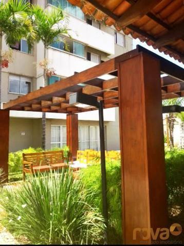 Apartamento à venda com 3 dormitórios em Parque amazônia, Goiânia cod:NOV235844 - Foto 19