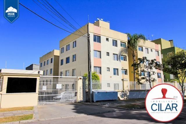 Apartamento para alugar com 2 dormitórios em Capão raso, Curitiba cod:01779.002
