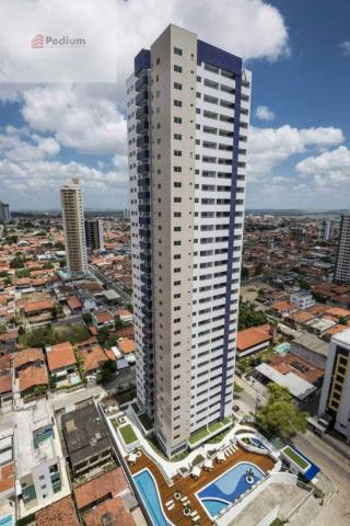 Apartamento à venda com 3 dormitórios em Estados, João pessoa cod:15454 - Foto 11