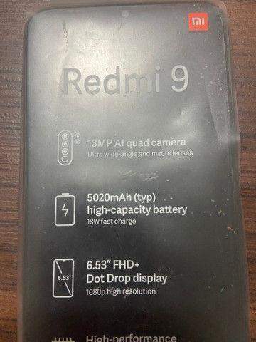 Celular redmi 9 64giga - Foto 6