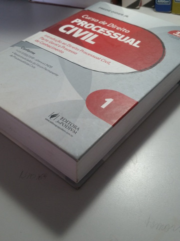 Curso de Direito Processual Civil - Foto 2