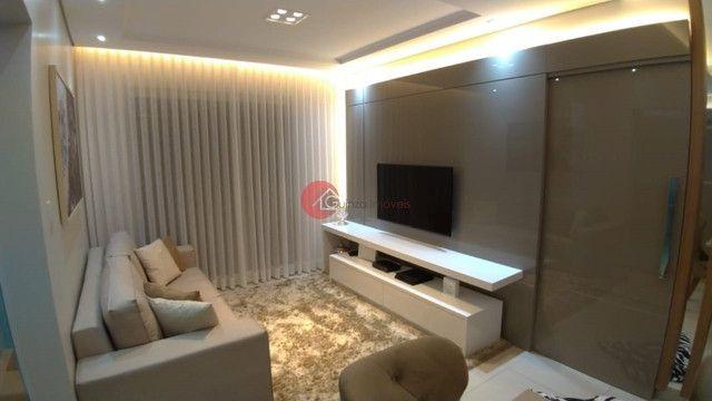 Apartamento decorado bairro finotti guinza imoveis de luxo - Foto 6