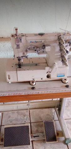 Máquina de costura GALONEIRA INDUSTRIAL - Foto 2