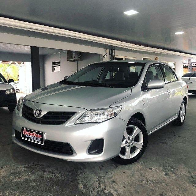 Toyota Corolla GLI 1.8 Automatico 2014