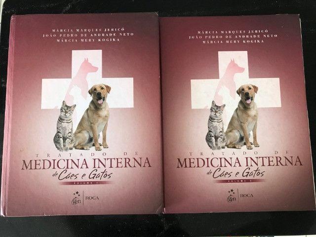 Tratado de Medinica Interna de Cães e Gatos