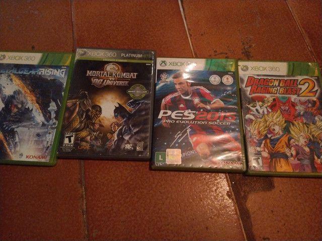 Xbox 360 com hd de 240  - Foto 3