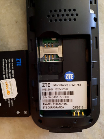 Telefone Residencial Zte Wp755 Vivo - Foto 3