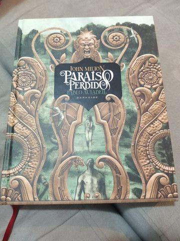 Livro Paraiso Perdido - Foto 5