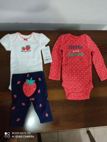 Carters roupa bebe