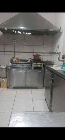Ponto Comercial (Restaurante) na Santos Ferreira - Canoas - Próx. Colégio Mal. Rondon - Foto 7