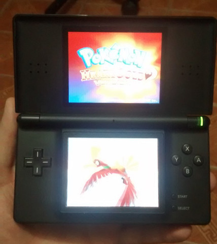 Nintendo Ds Fonte Original Cartucho Pokemon Hg Videogames Jardim Moreno Sao Paulo 804986998 Olx
