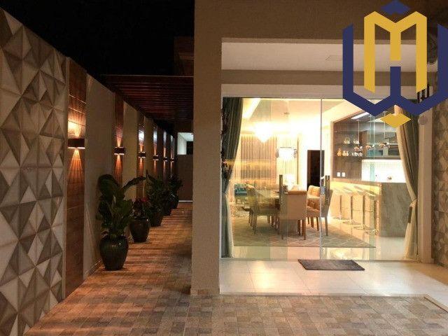 Casa de luxo jardins da serra toda mobiliada - Foto 10