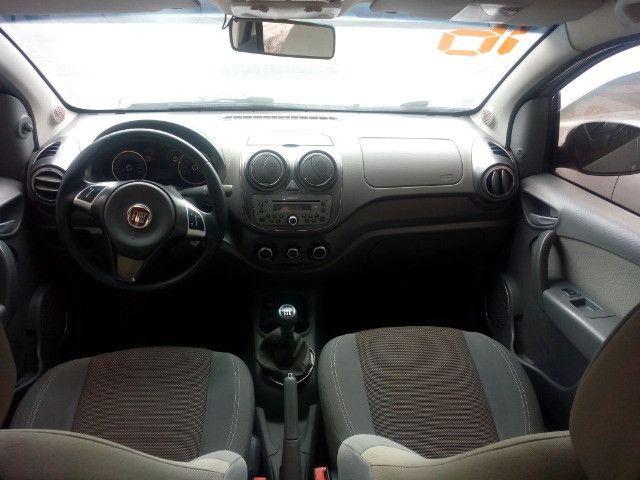 Fiat Palio Essence 1.6 Compl + Gnv ent 48 x 698,00 Alô uber me chama no zap * - Foto 6