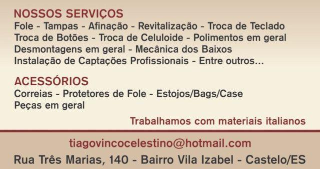 """Oficina de Acordeon""""Tiago Vinco"""" - Foto 2"""