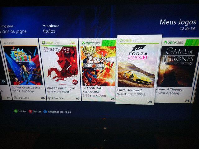 Xbox 360 com hd de 240  - Foto 5