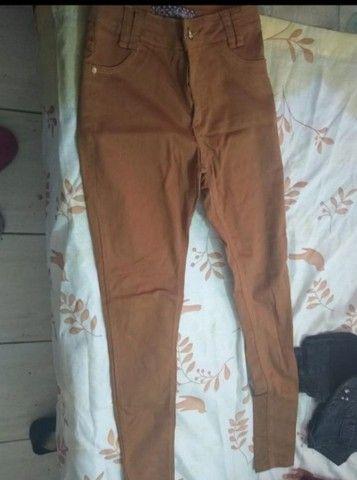 Vendo calças usadas  - Foto 5