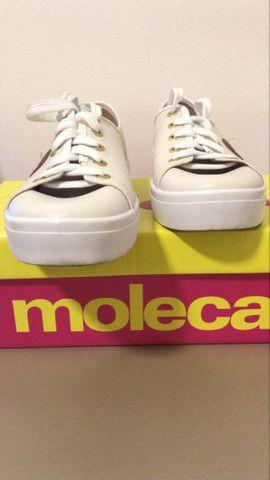 Tênis Moleca Branco - Coleção Neo - Foto 2
