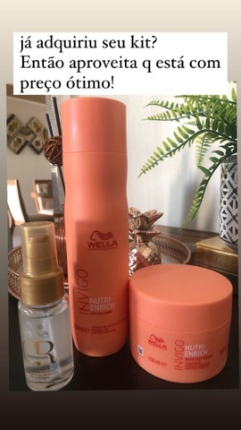 Shampoo e máscara  - Foto 2