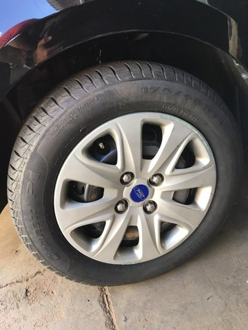 Ford ka sedan Se preto 1.5 2015/2015 completo super conservado!! - Foto 9