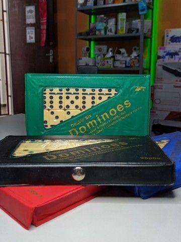 Jogo profissional de dominó - Foto 2