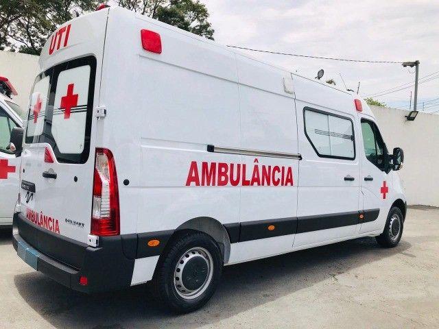 Renault Master Ambulância L3H2 UTI - Foto 7