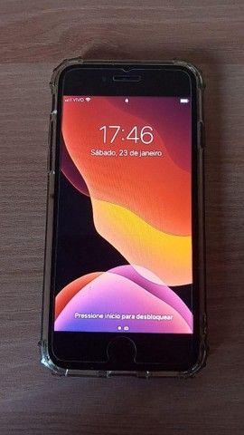 iPhone 8, Preto, Semi Novo, 64 Gb - Foto 4