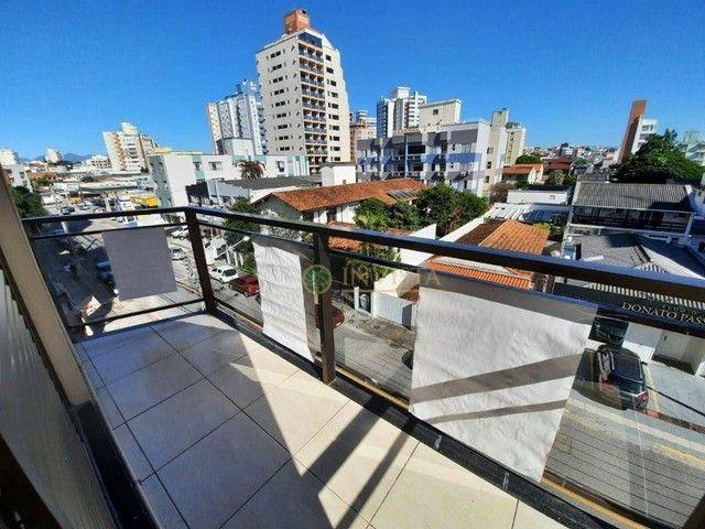 3 dormitórios e 1 Vaga - 98 m² - Estreito - Florianópolis/SC