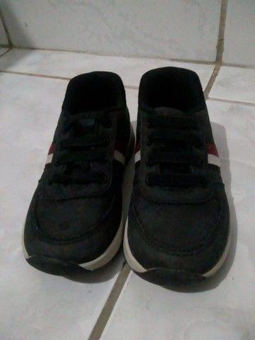 Sapato e Percata infantil - Foto 2