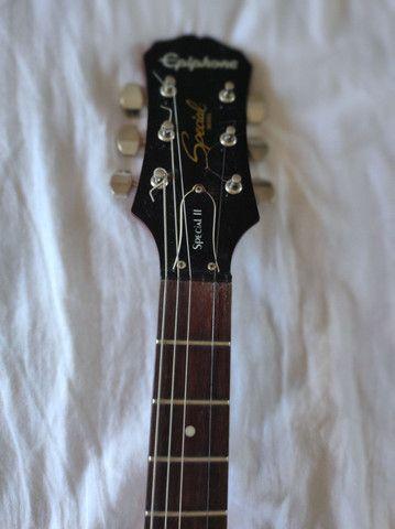 Guitarra Epiphone Les Paul Especial II - Foto 4