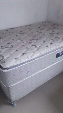 Box de casal semi ortopédico  - Foto 2