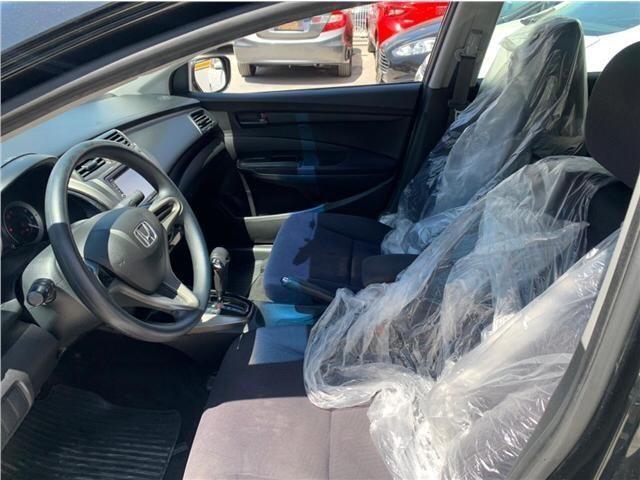 Honda City 1.5 lx 16v flex 4p automático - Foto 11