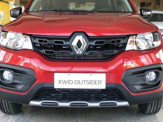 Renault kwid 21/22- Outsider- R$ 56.990,00 - 0 Km!!! Emplacado!!! - Foto 11