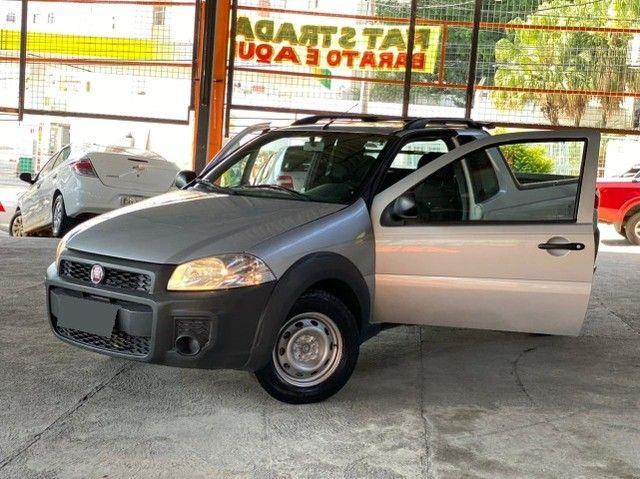 Fiat Strada Cab. Est. 1.4 8v Hard Working 1.4 Completa - Foto 9
