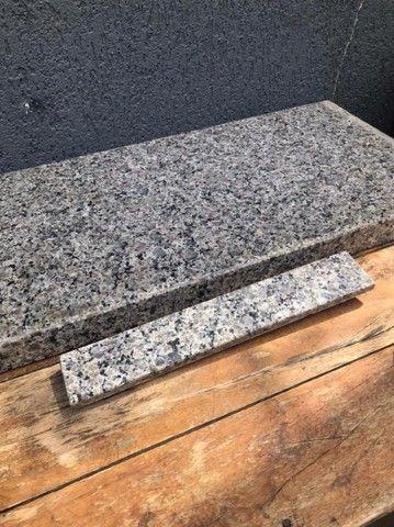 Pedra mármore Balcão 2 metros por 40cm nova sem detalhes - Foto 3