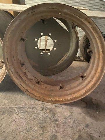 Par Roda para trator Ford traçado,par roda carreta stara 18.430 - Foto 2