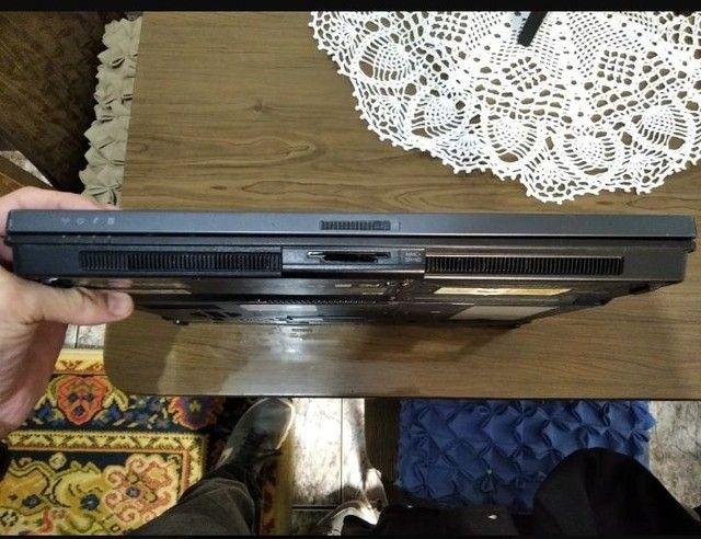 Notebook Hp Hstnn-105c No EstadoLeia A Descrição!!!! - Foto 5