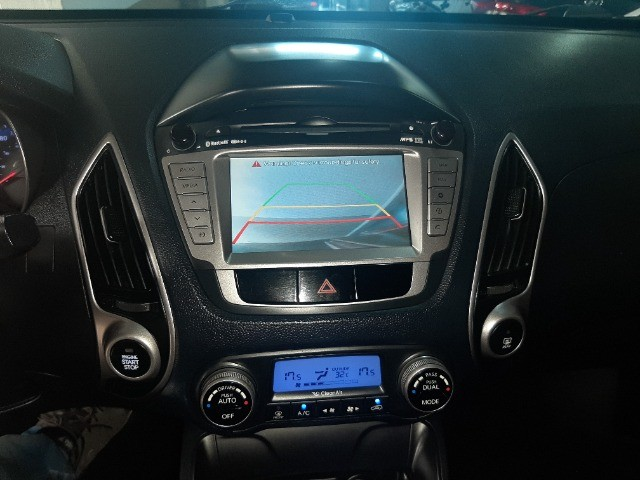 ix35 automática gls 2.0 6 marchas completa multimídia ar digital banco couro elétrico - Foto 7